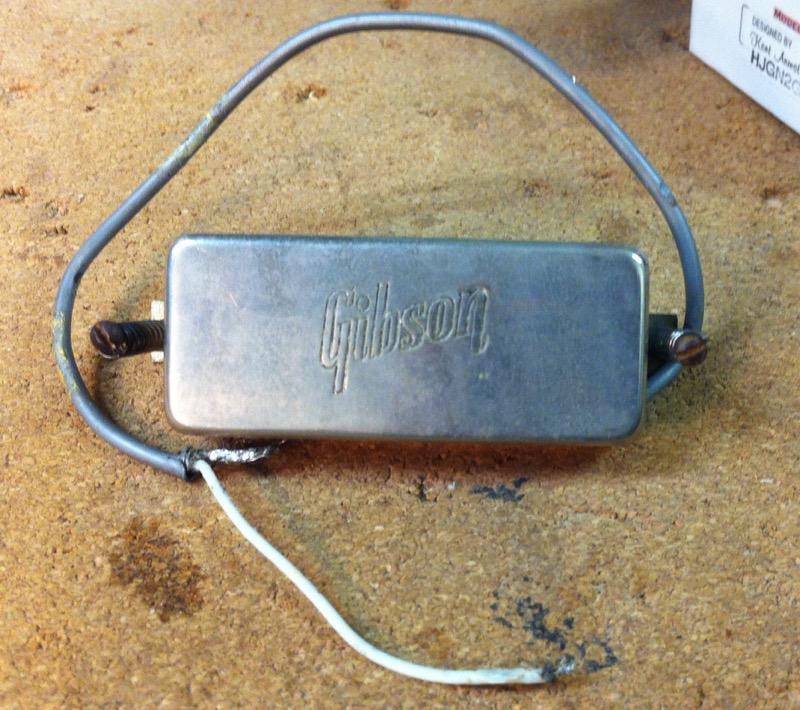 Vintage Gibson Firebird Pickups | Bicentennial | Medallion
