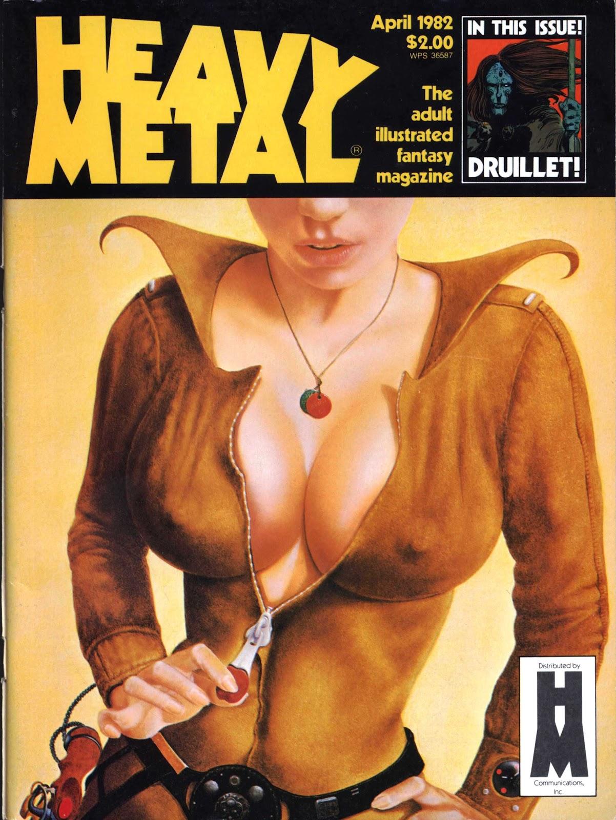 Тяжелый металл порно 12 фотография