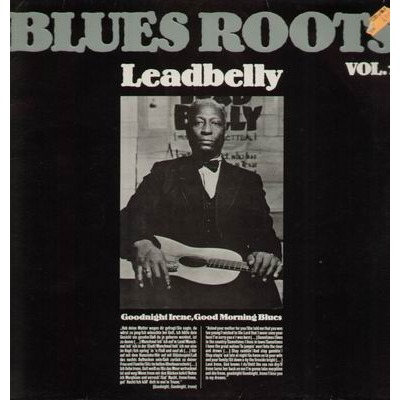 leadbelly graphic