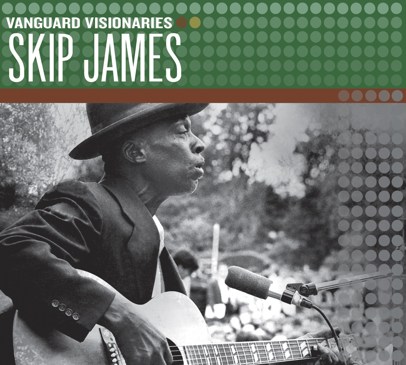 Skip James singing the blues