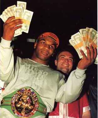 Mike Tyson WBC Heavyweight champion