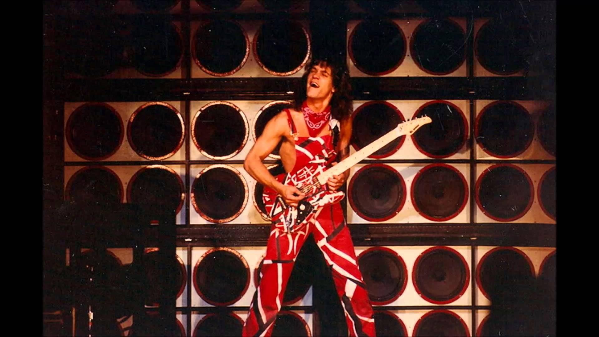 Van Halen Unchained Live 1981 Vh Concert Video 80 S David Lee Roth