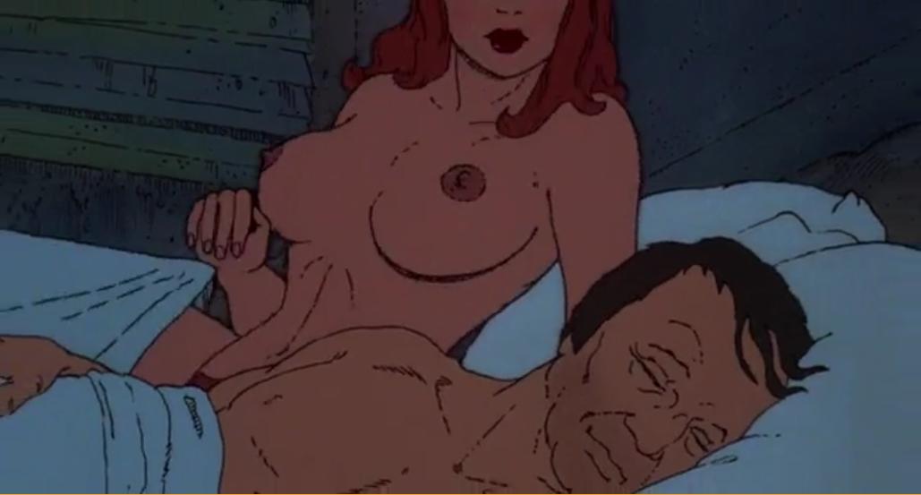 Taarna heavy metal nude clip