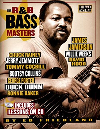 R&B bass masters James Jamerson