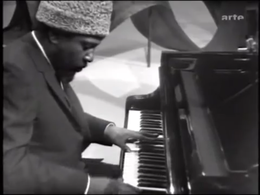 Thelonious Monk 'Round Midnight live